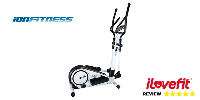 Image velo elliptique ION Fitness Aster